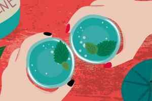 Collagene Drinks | CrunchyTales Stefania Tomasich