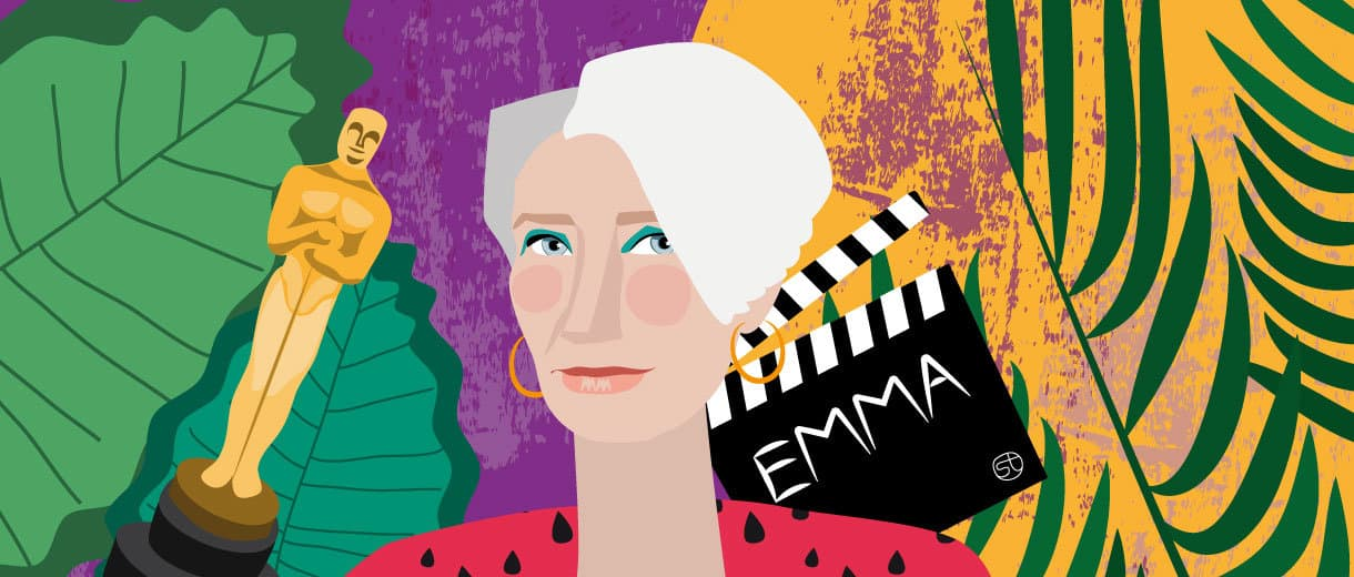 """CELEBS  Emma Thompson: """"Being Old Is Heaven. I've Never Felt So Powerful"""""""