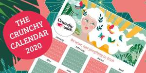 The Crunchy Calendar 2020