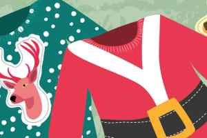 How To Jazz Up Your Christmas Jumper | CrunchyTales