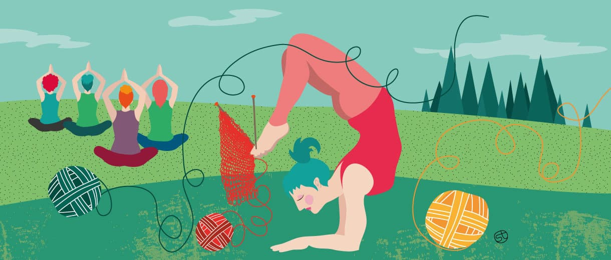 More Than Just A Yoga Retreat