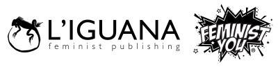 L'Iguana | Feminist Publishing Logo