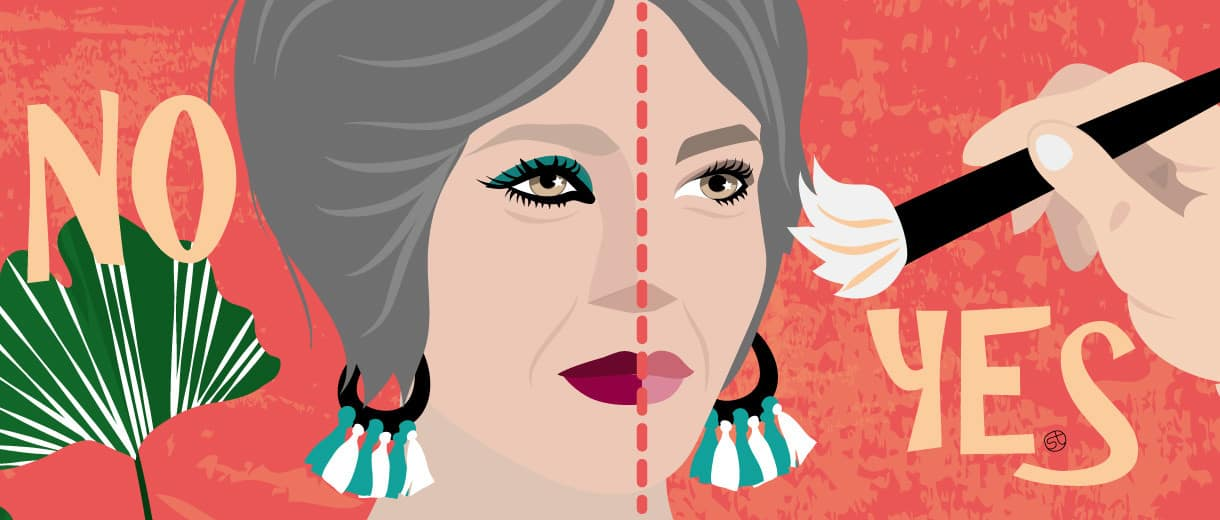 Prep & Fix: Make-Up Tips For Women Over 40