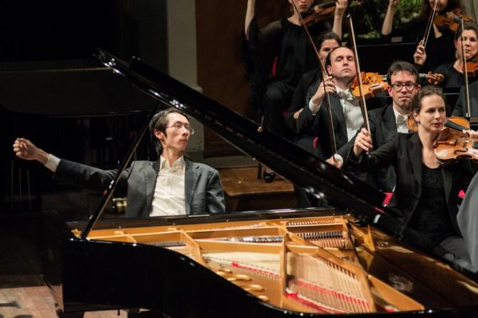 2014 Gala finale avond Lisztconcours 2014. Photo: Allard Willemse