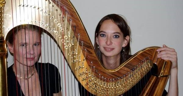 Gwyneth Wentink (harp) Larissa Groeneveld (cello) 20 maart
