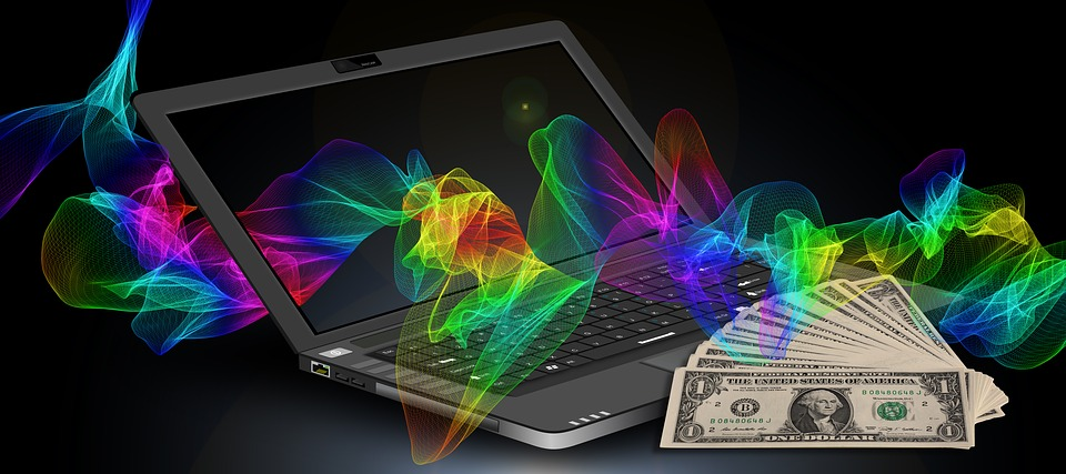 laptop and money 2
