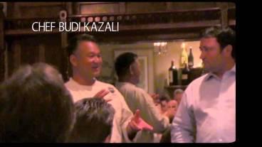 Budi Kazali Chef and Owner of the Ballard Inn