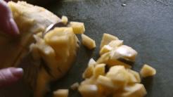Fresh Mango Diced