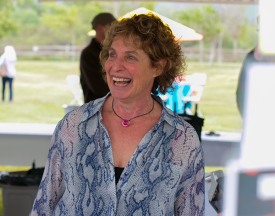 Fiddlehead Winemaker Kathy Joseph