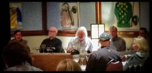 The Zaca Mesa University Wine Seminar for Santa Barbara Vintners Spring Weekend
