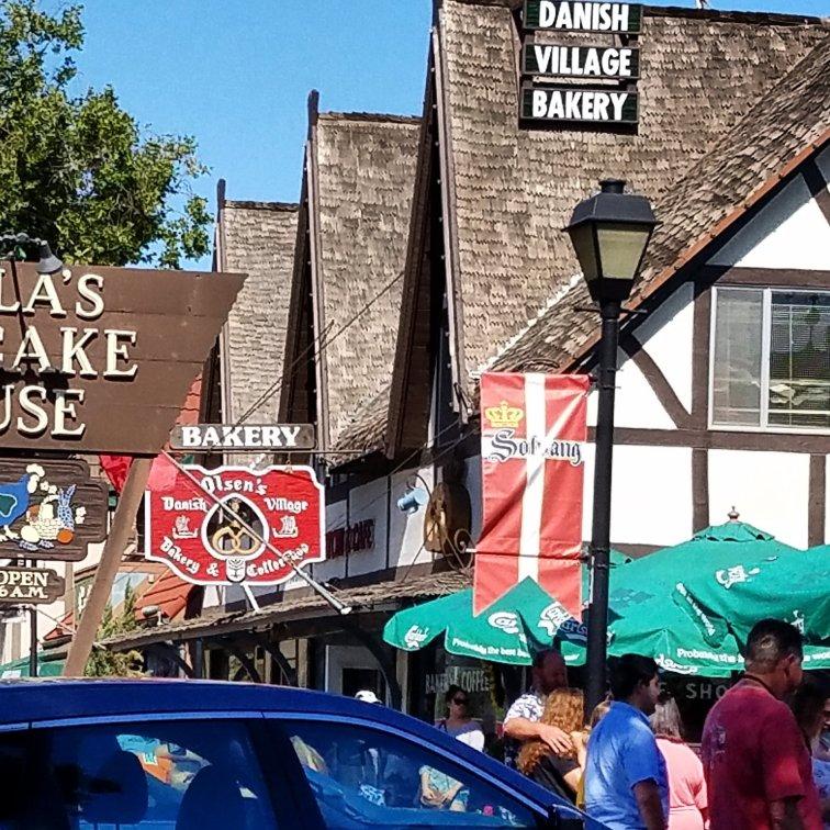 Paula's Pancake House Solvang Santa Barbara County
