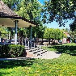 Solvang Park Gazebo santa Barbara County