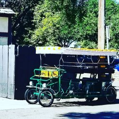 4-wheeled Surrey Solvang Santa Barbara County