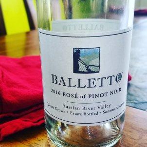 2016 Rosé of Pinot Noir