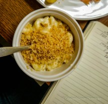 Gourmet Mac & Cheese to pair with the Grower Champagnes at Valley Cheese and Wine