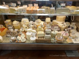 Valley Cheese and Wine Cheese Counter