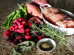 Thanksgiving flavors to pair with the wines of Rasteau