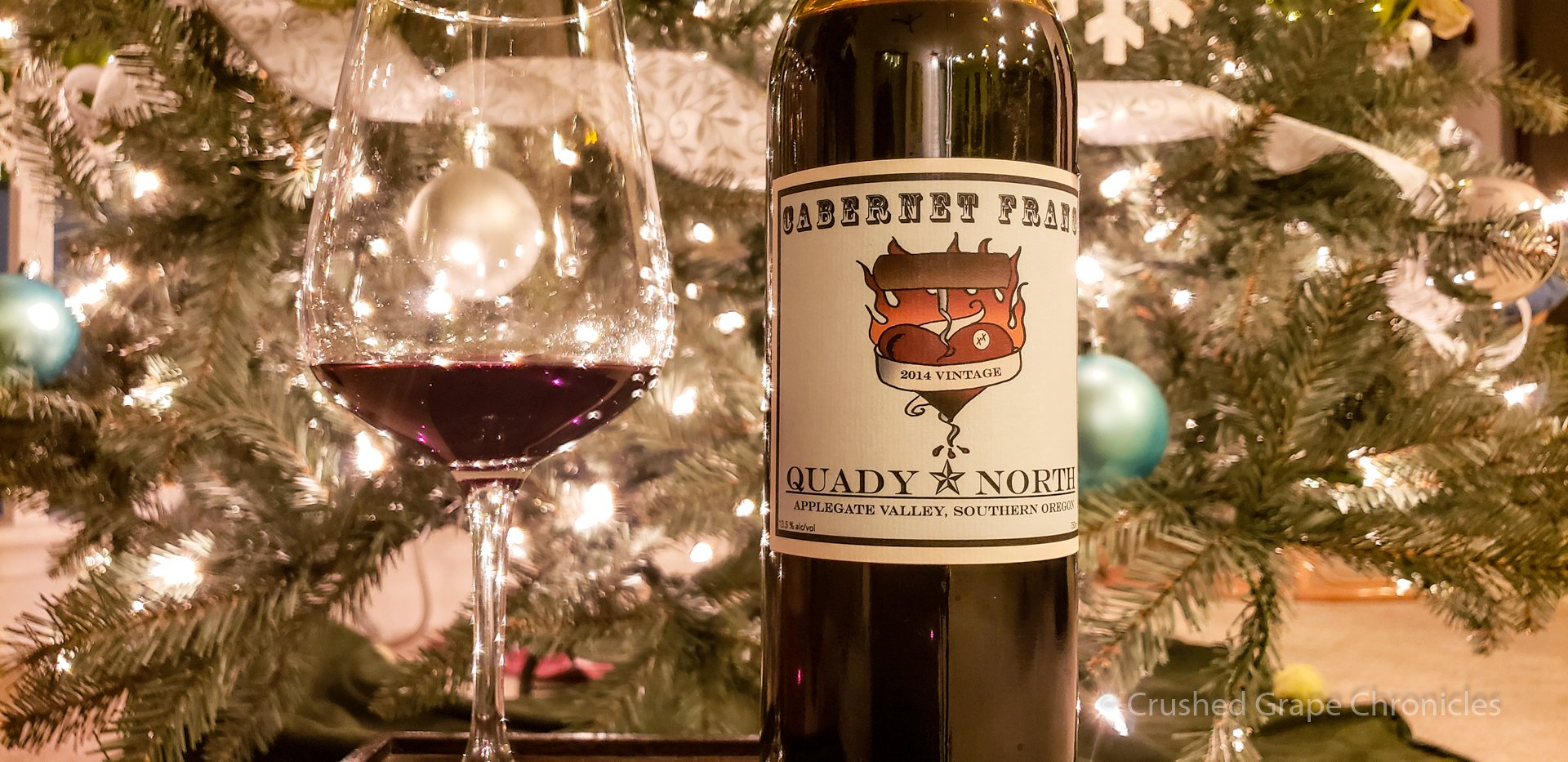 Quady North 2014 Cabernet Franc