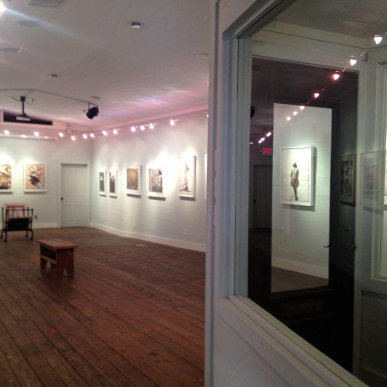 RW Gallery Door