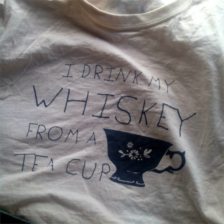 Whiskey Teacup