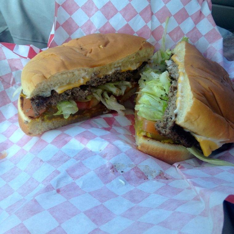 RG Yummy Burger