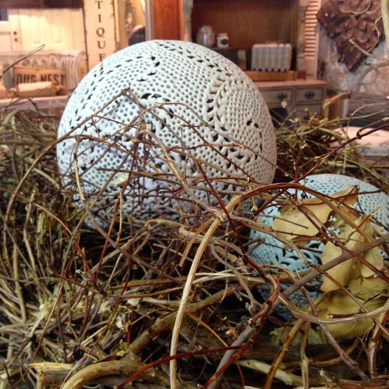 RTVM Lace Eggs