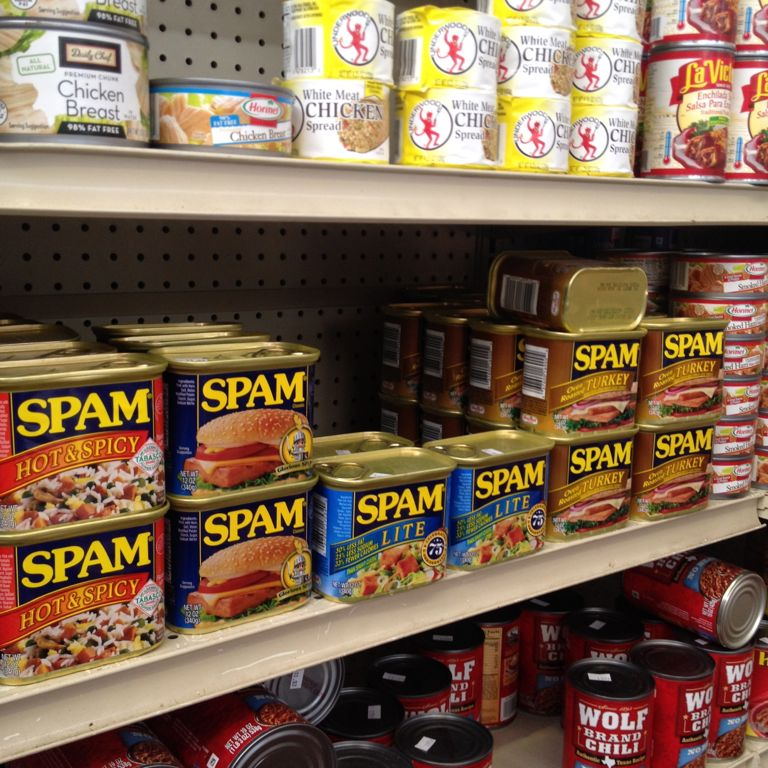Jerry's Spam