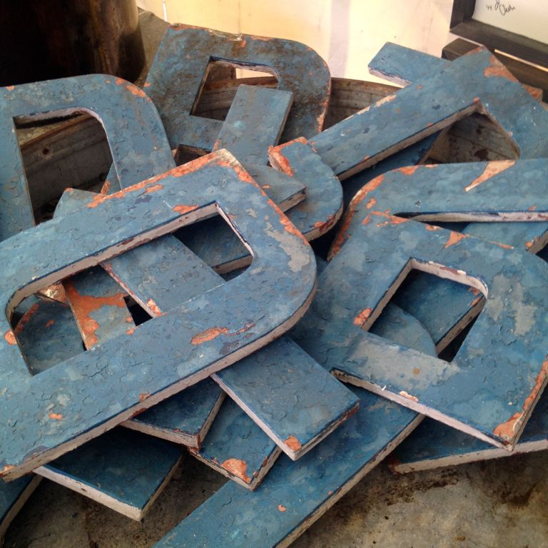 Rust in Peace Letters