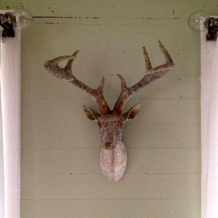 Mkt Deer Mount