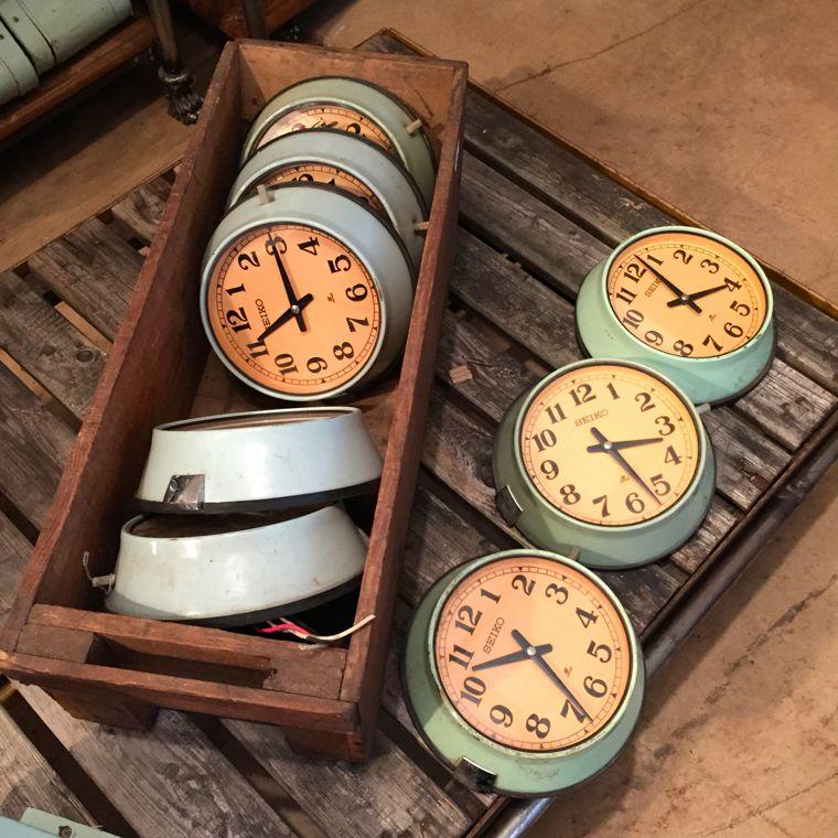 McLaren Clocks