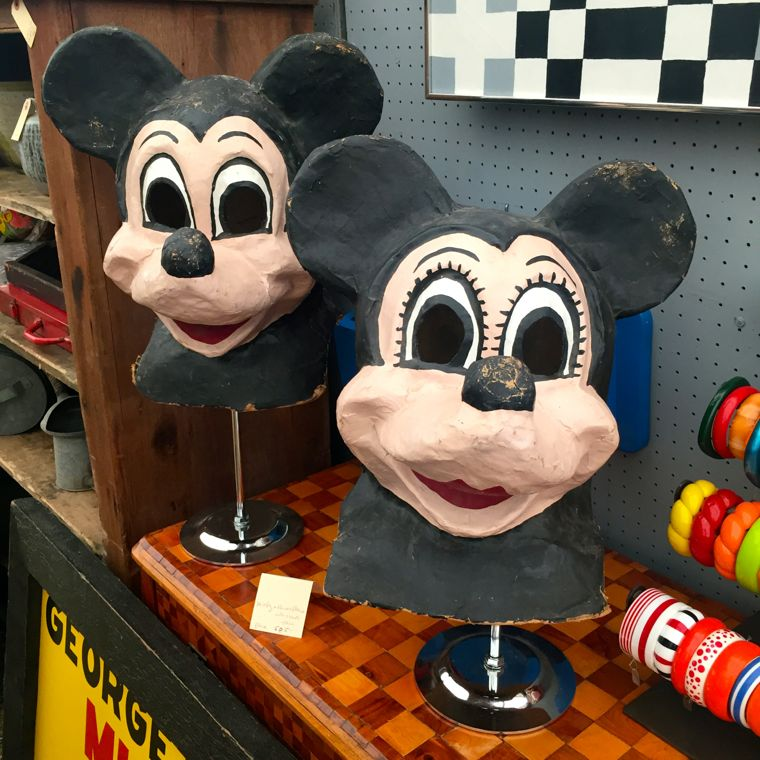 Mickey Masks