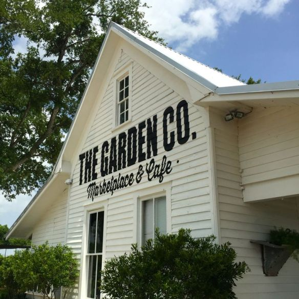 Garden Co Sign