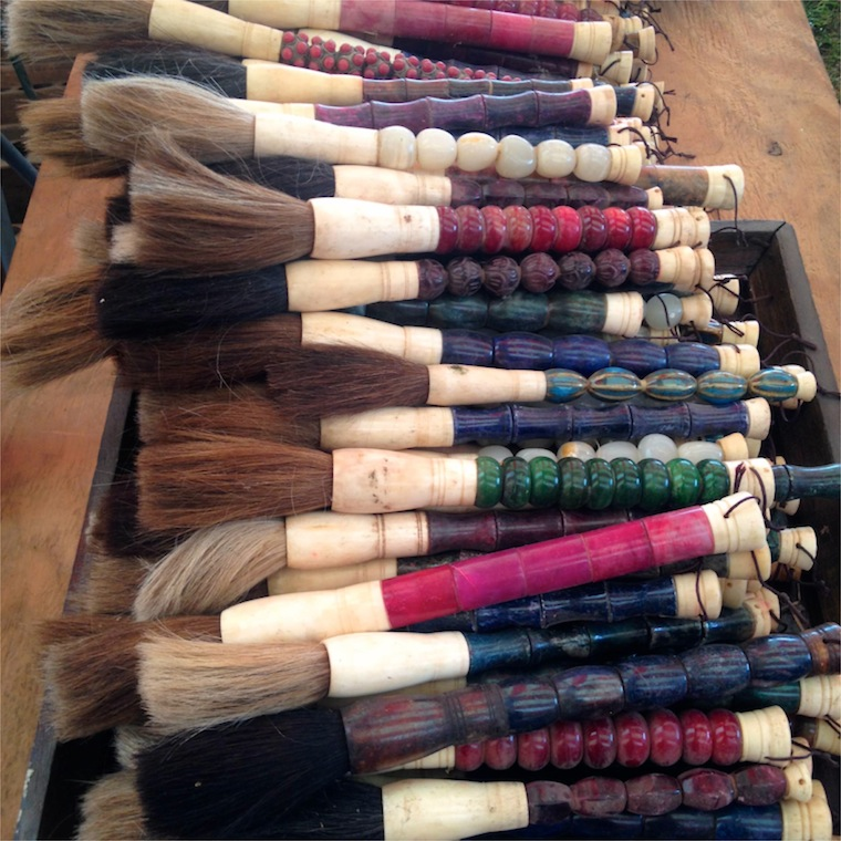 Round Top Paint Brush