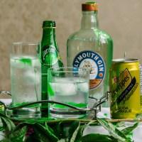 Lime Slime Gin & Tonic