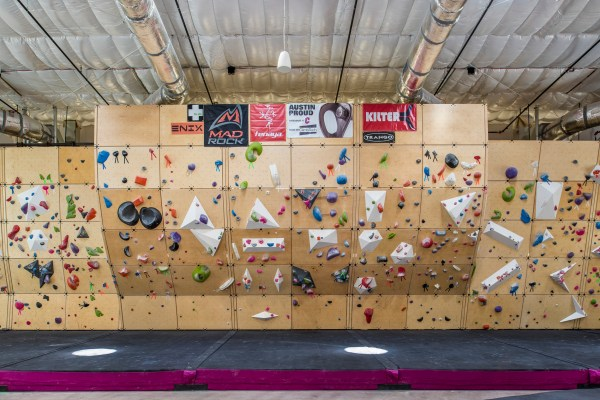Climbing Areas - Crux Center