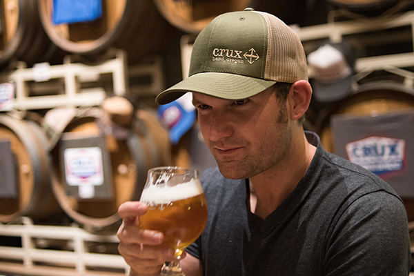 Crux Fermentation Project  Craft Brewery in Bend OR