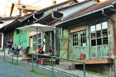 Vida Doce em Sarajevo