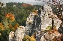 Formações Rochosas em Cesky Raj