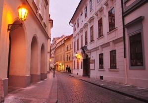 Praga Clássica ao Lusco-Fusco