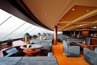 Top Sail Lounge - MSC Splendida