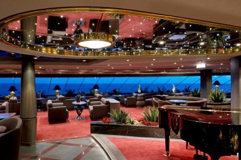 Top Sail Lounge - MSC Divina