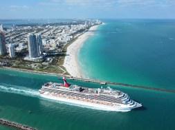Carnival Glory – Miami