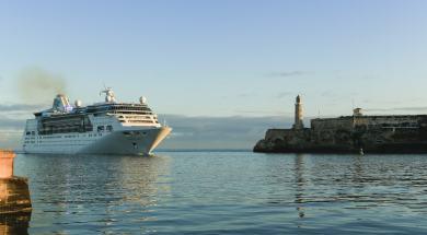 Empress of the Seas – Cuba