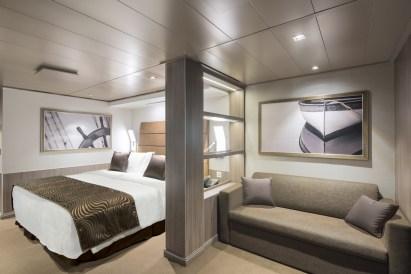 MSC Seaside, MSC Yacht Club DeLuxe Suite