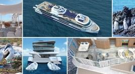 Celebrity Cruises celebra nova etapa na construção do novo Celebrity Flora