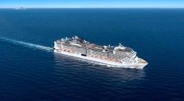 MSC Cruzeiros anuncia abertura de vendas para o MSC Grandiosa (o primeiro navio da geração Meraviglia-Plus)