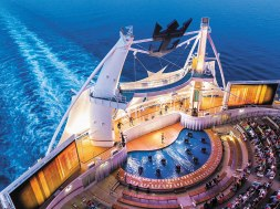Aqua Theater, Symphony of the Seas