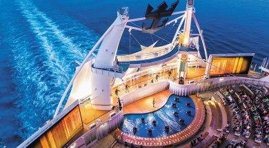 Aqua Theater, Symphony of the Seas