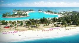 Ocean Cay: Novas Fotos mostram como vai ficar a Ilha Privada da MSC Cruzeiros nas Caraíbas