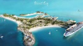 MSC Cruzeiros desvenda novos detalhes de Ocean Cay (veja o video)